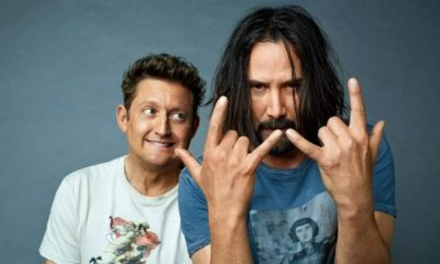 BILL & TED FACE THE MUSIC-LRG