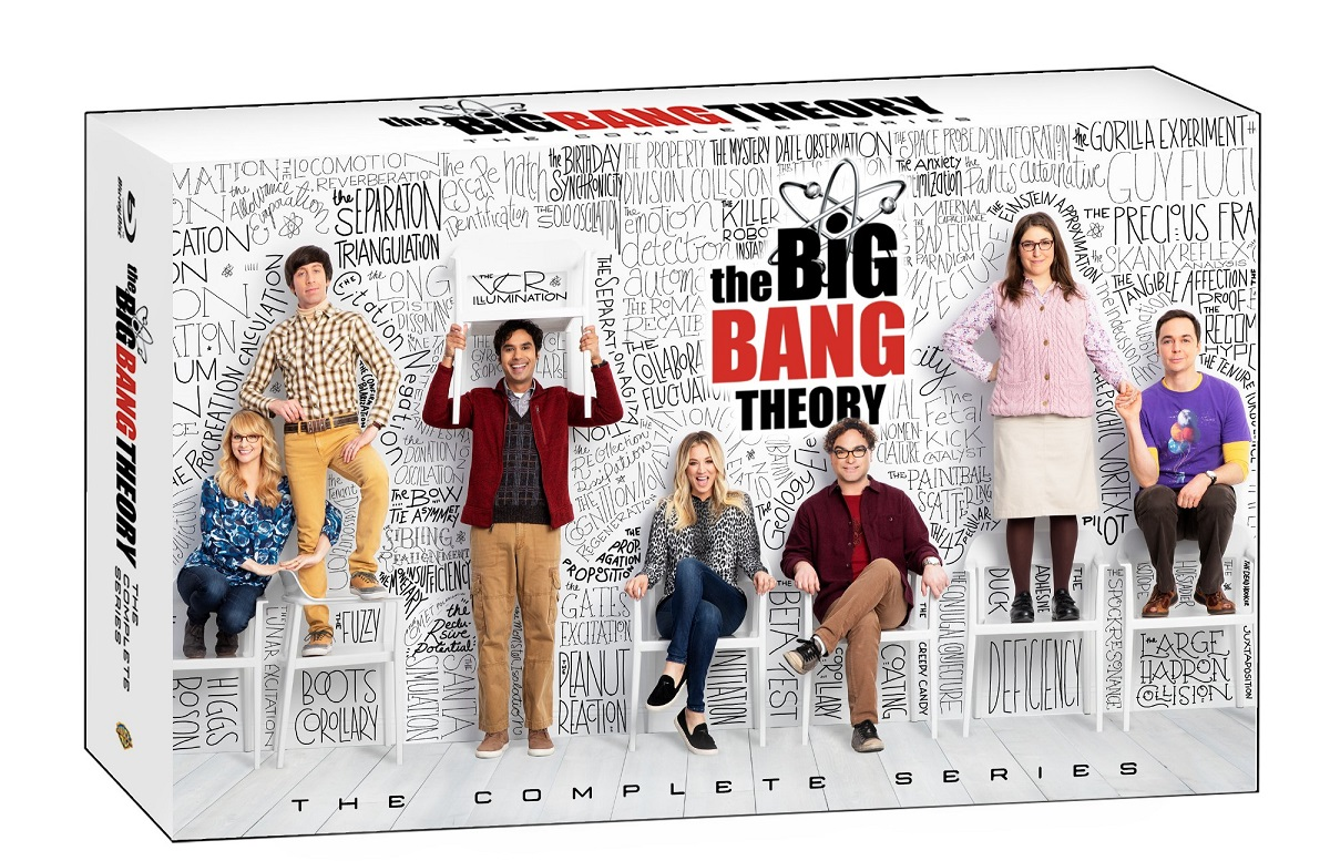 BIG BANG THEORY BOX SET