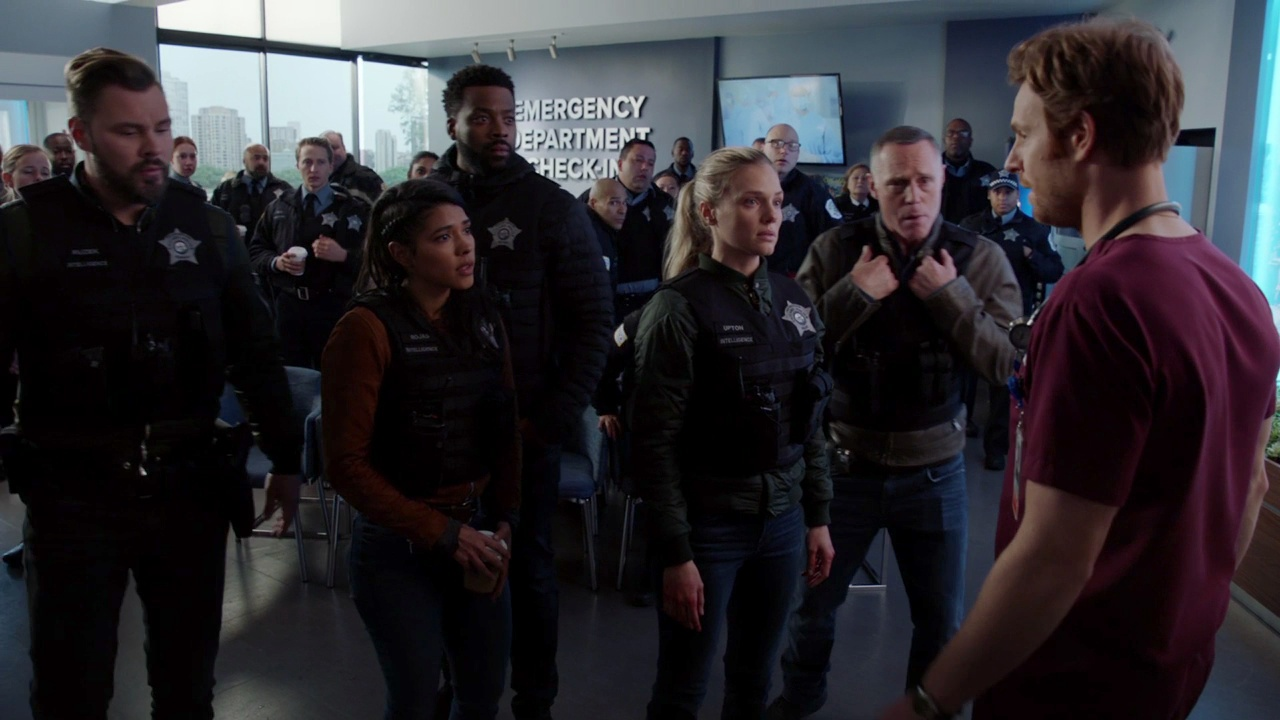 CHICAGO PD Mercy January 8