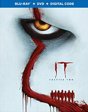 IT CHAPTER TWO BLU-RAY + DVD