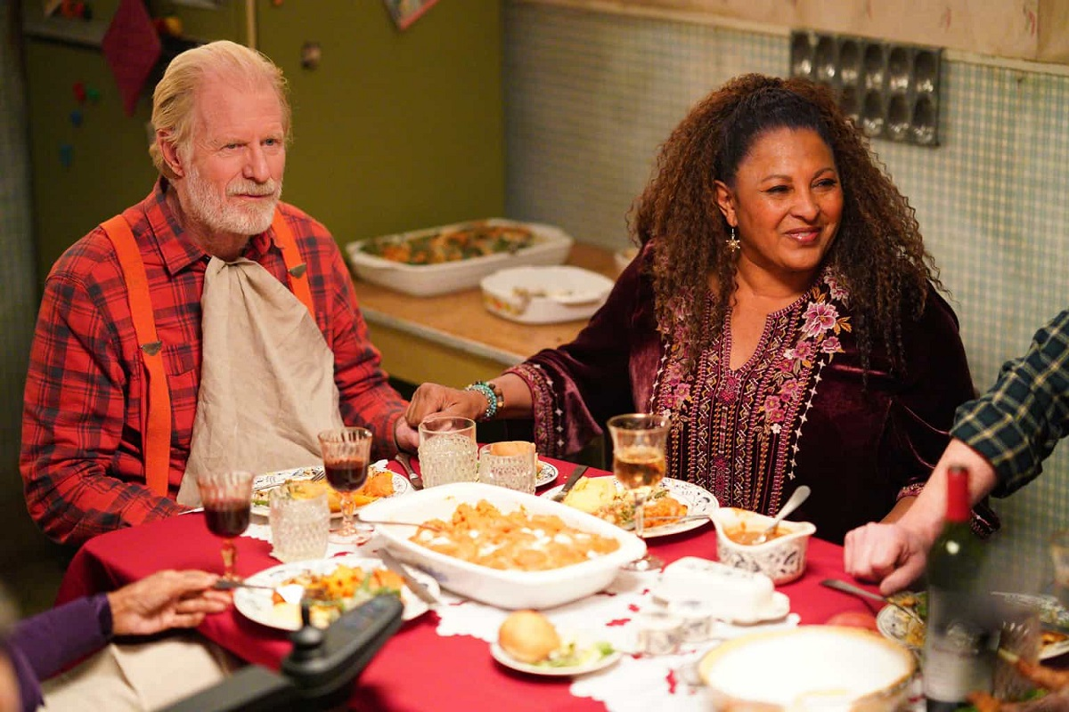 ed begley jr & pam grier - bless this mess